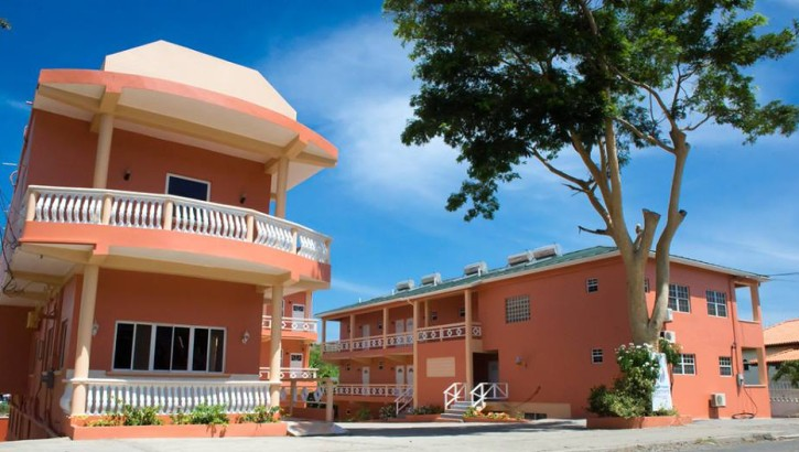 True Blue Apartment Property